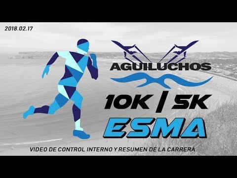 Aguluchos 10k y 5k - Video de Control
