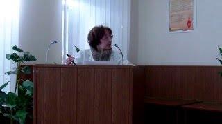 АКУШЕРСТВО И ГИНЕКОЛОГИЯ ОТКРЫТЫЙ УРОК (видеозапись) ч2