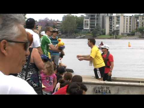 Great Brisbane Duck Race