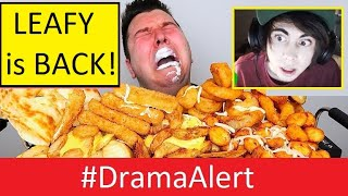Leafy returns to YouTube to talk to Nick Avocado #DramaAlert