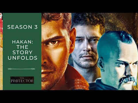 The Protector ❖ Seasons 1-3 ❖ Hakan Muhafiz ❖ Extended Trailer ❖ Cagatay Ulusoy ❖ English ❖ 2020
