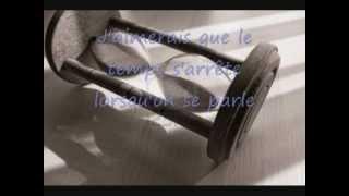 Je te promets - Zaho lyrics (en español)