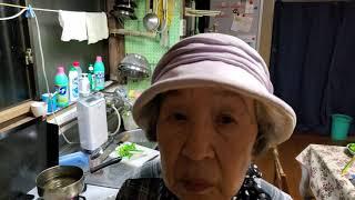 2019.06.18 ばあちゃんの孫への料理教室 ばあちゃん流 簡単なサラダと澄まし汁 Part② 4K 高画質 thumbnail