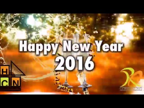 HCN.NEWS | Happy New Year 2016 from all of us at RQC & HCN.NEWS