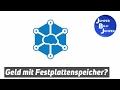 Geld mit ungenutztem Festplattenspeicher verdienen €€ - StorjShare Tutorial Deutsch