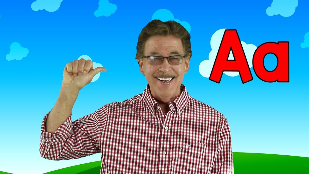 b00263a7b6d Letter A | Sing and Learn the Letters of the Alphabet | Learn the Letter A  | Jack Hartmann