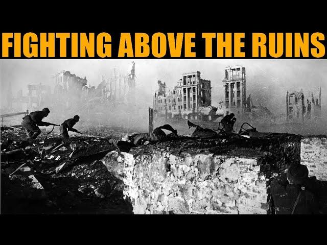 WWII Campaign: 1942 Battle For Stalingrad   IL-2 Sturmovik