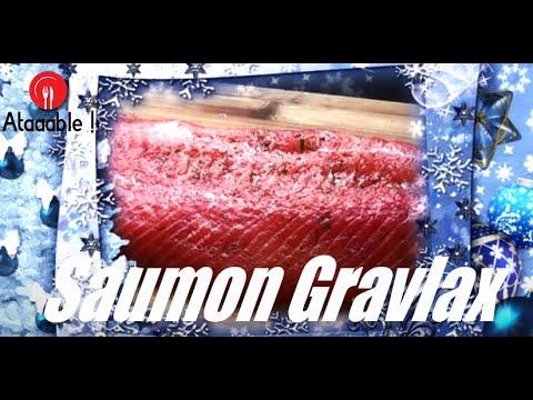 comment-faire-du-saumon-gravlax
