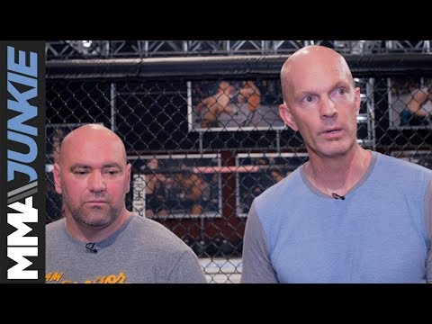 Dana White, Jeff Novitzky full media scrum on Jon Jones, Conor McGregor