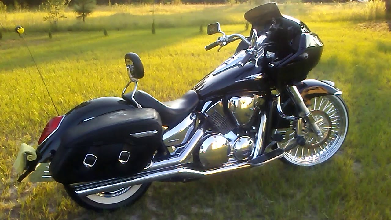 hight resolution of custom honda vtx roadglide