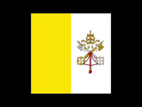 Ten Hours of the National Anthem of Vatican City (the Holy See)
