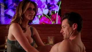 Jennifer Love Hewitt, Sexy Slow Motion Massages, The Client Li…