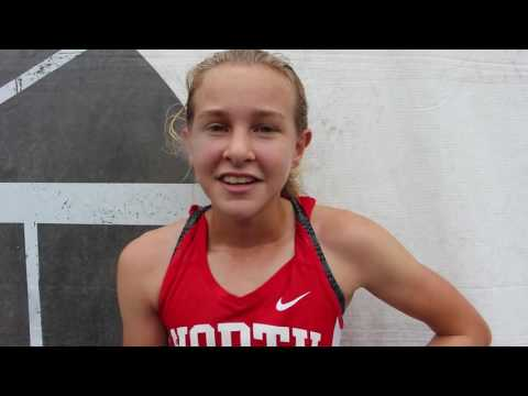 Freshman Katelyn Tuohy Wins The Manhattan Easterns Race