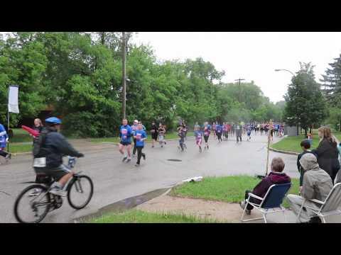 2014 Manitoba Marathon 7:41AM