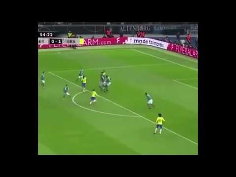 coutinho paulinho - ver coutinho y paulinho interacción increíble contra Alemania