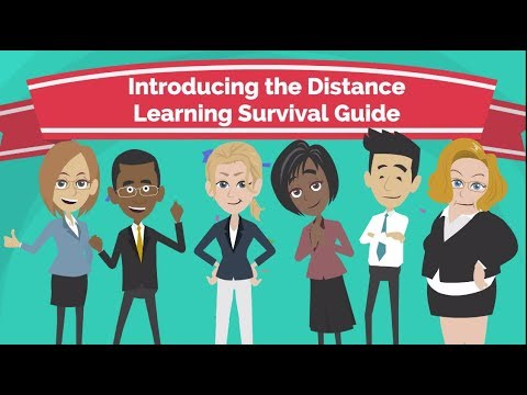 The Oxbridge Academy Distance Learning Survival Guide