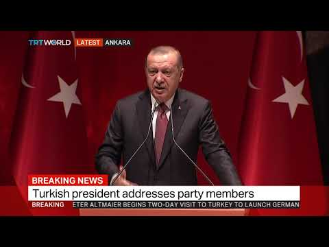 'Where is Khashoggi's body?' Erdogan to Riyadh