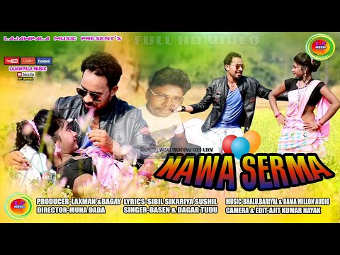 New Santali Video Album 2019-20|| Songs- Saal Mare Saal|| Bapi And Arati