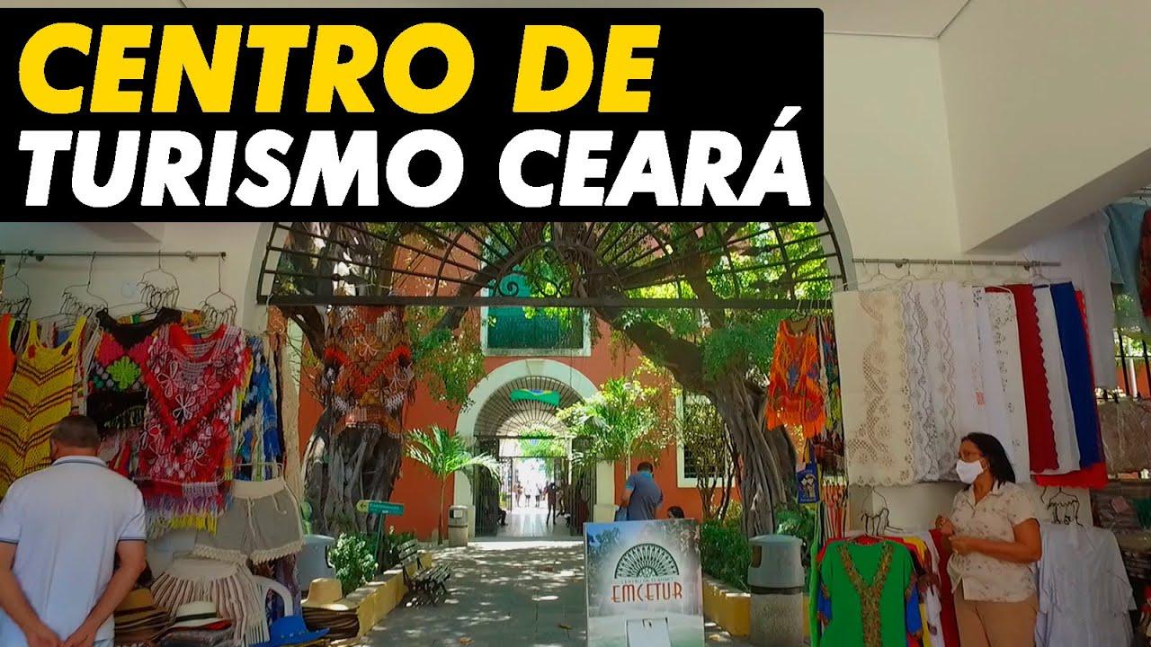 CENTRO DE TURISMO DO CEARÁ - EMCETUR   CENTRO DE FORTALEZA