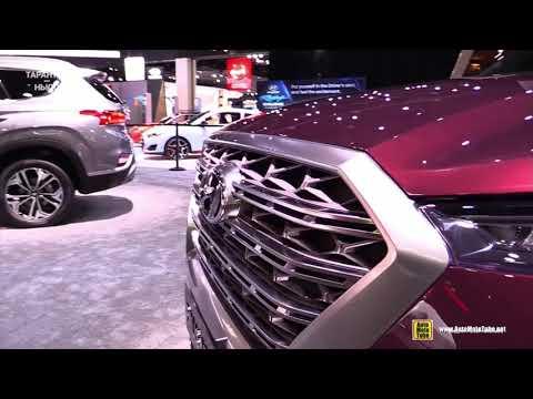 В России заметили кроссовер Hyundai Palisade