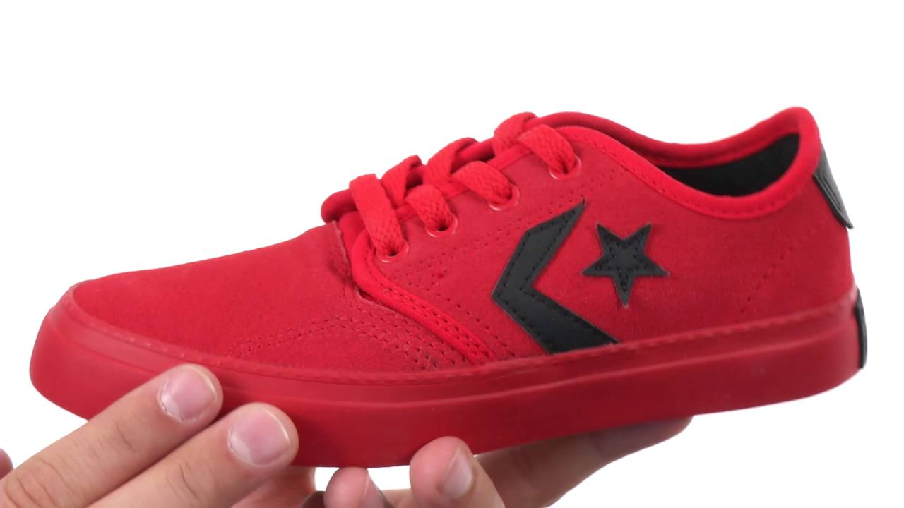 Converse CONS Zakim Ox - Red