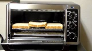 Black & Decker 6 Slice Toaster/Convection Oven Review-Model # TO1660B