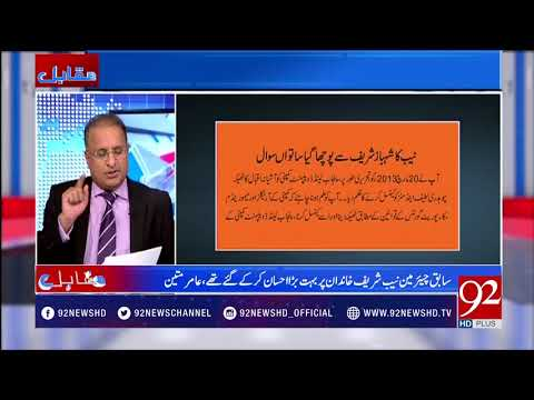 NAB Asked 12 Questions From Shehbaz Sharif - Rauf Klasra Reveals Details
