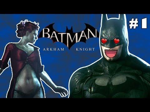 Ass, Tittiez and a Genious Evil Plan |  Let's Play Summary - Batman Arkham Knight episode 1 | PS4