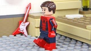 Lego Spiderman - Boxing Machine Fail
