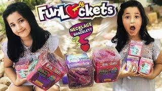Unboxing of Funlockets | Surprise charms | Surprise Bracelet or a Locket