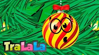 Globul mic si mofturos - Cantece de iarna pentru copii TraLaLa