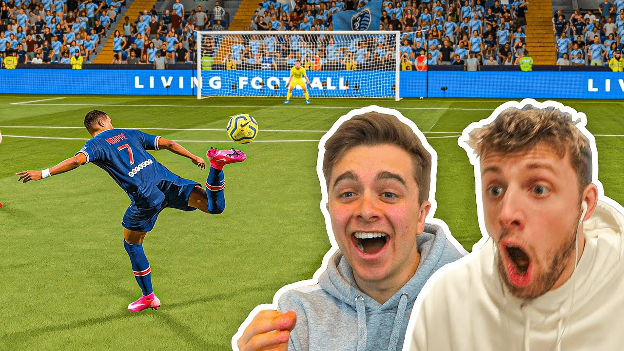 Download Scoring 1 INCREDIBLE Goal on Every Fifa from 98-21