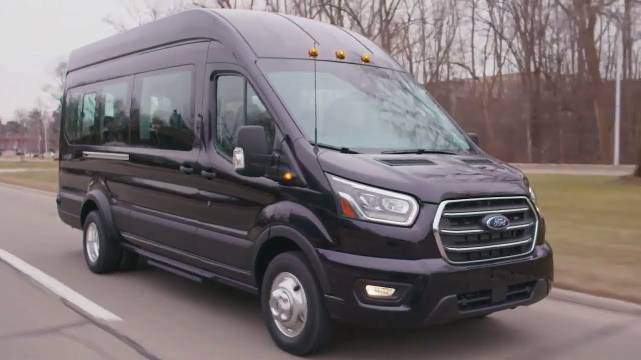 New 2020 Ford Transit Cargo Passenger Official Launch Video