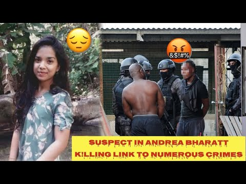 Suspect In K!lling Of Andrea Bharatt Linked To Many Crimes WOW