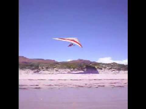 Dune Gooning Cape Portland Tasmania.wmv