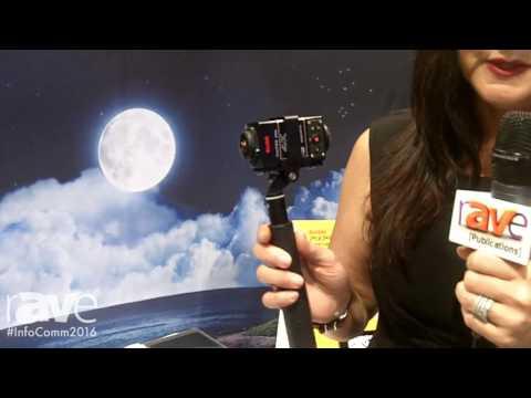 InfoComm 2016: Kodak Introduces Its New PixPro SP360 4K Camera
