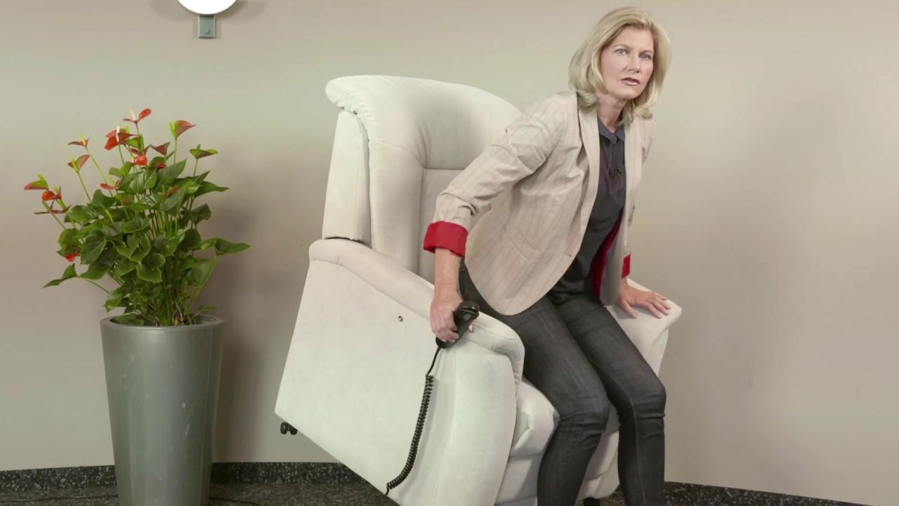Der Arco Tv Sessel Mit Aufstehhilfe Gesund Sitzen Und Leicht
