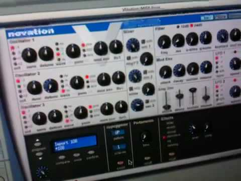how to set up drumkit using wii remote osculator