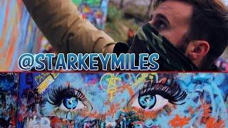 Miles STARKEY Paints My Wife