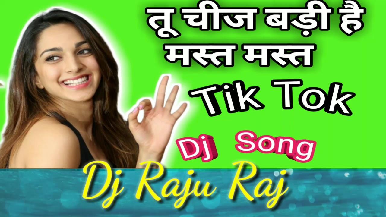 tu cheez badi hai mast mast dj 🌹TikTok dj song 🎶♥️ | HD VIDEO SONG |  Mohra | Akshay Kumar👍