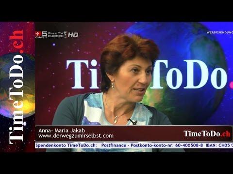 Karma und Re-Inkarnation - Heilung der Feinstofflichen Ebene - Anna - Maria Jakab, TTD 03.10.2016