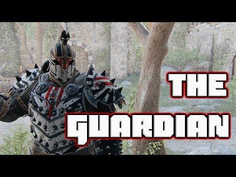 The Guardian | Lawbringer Duels | For Honor