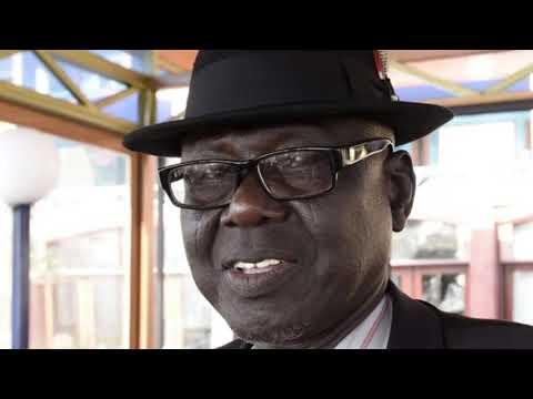 Black Heroes Souleymane Guengueng