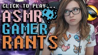 ASMR ❤ Gamer Rants about Technical Problems -__-