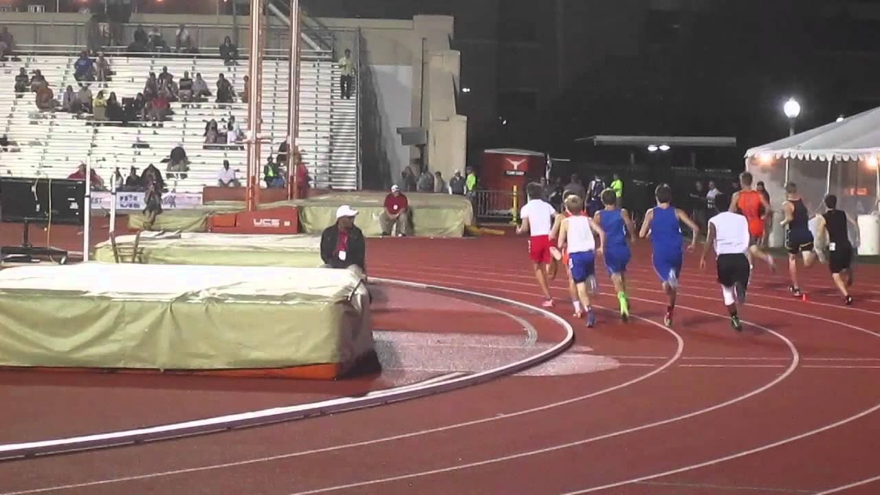 when is texas state track meet 2015