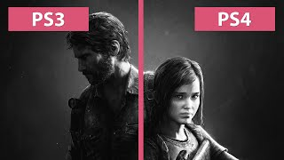 the Last of Us (PS3) vs The Last of Us: Remastered (PS4)  Сравнение