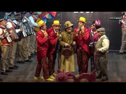 Carnaval 2019 - Bailinho do Grupo Desportivo da Agualva