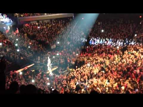 P!nk concert at Allstate Arena Rosemont, IL
