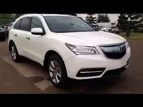 2015 Acura MDX SH AWD 4dr AdvanceEntertainment Pkg YouTube