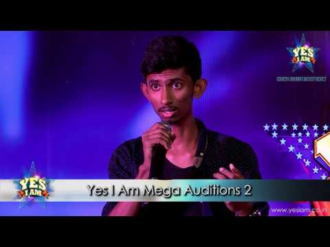 Zeeshan Ahmed Singing Training & Grooming Session at YES I AM Reality Show
